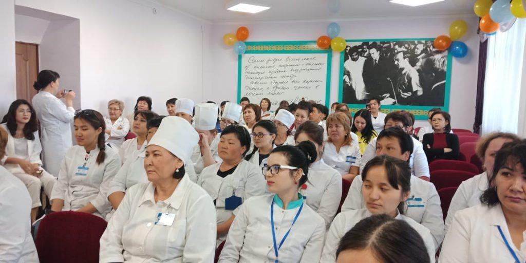 Всемирный день медсестры