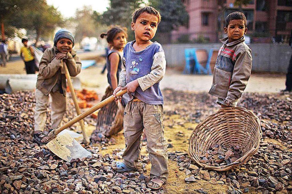 Борьба с детским трудом